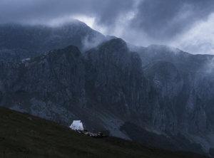Lichtstralen Montenegro