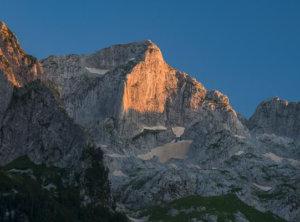 Laatste licht Montenegro