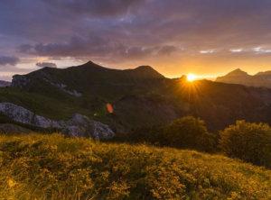 Sunset Montenegro