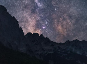 Kern melkweg montenegro
