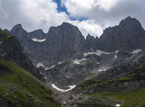 Timelapse wolken Montenegro