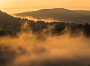 Eifel fog timelapse
