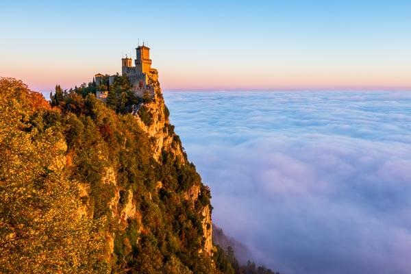 Timelapse San Marino